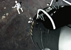 Content Marketing extrem: Red Bull lässt Felix Baumgartner aus einem Ballon springen und die ganze Welt schaut zu