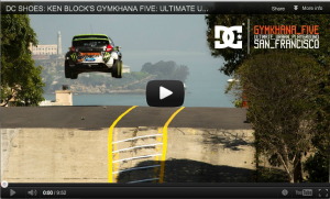 DC Shoes: Ken Block's Gymkhana Five: Ultimate Urban Playground San Francisco